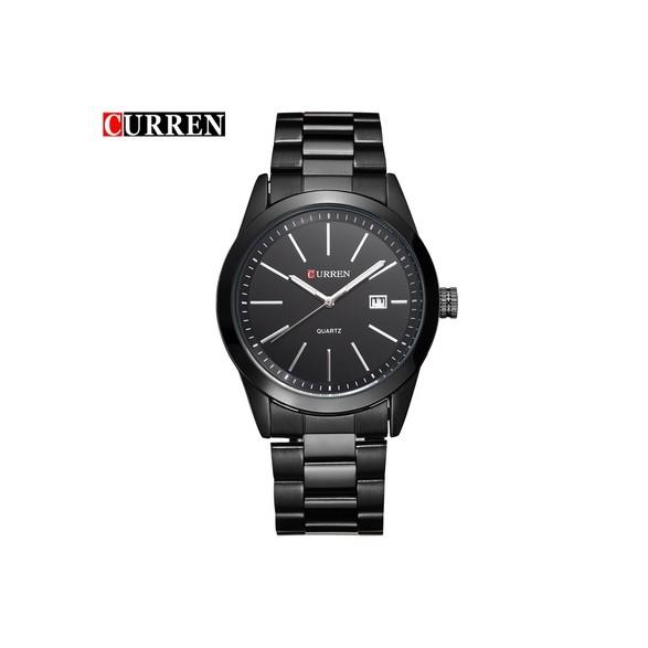 Đồng hồ nam Curren 8091 màu đen
