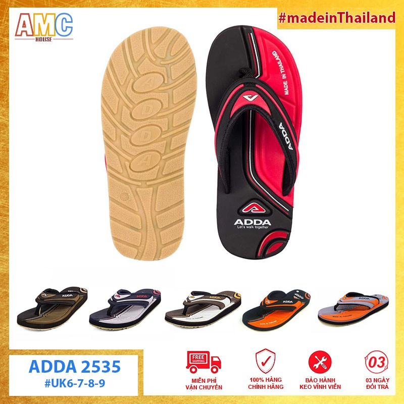 Dép Thái Lan ADDA Nam Xỏ Ngón - 2535