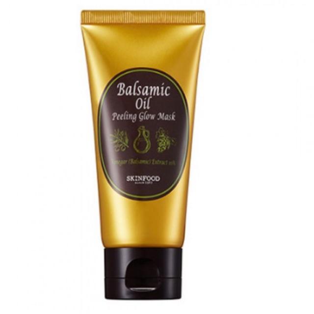 Mặt Nạ Lột Làm Sáng Da Skinfood Balsamic Oil Peeling Glow Mask 20ml