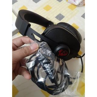 Tai Nghe MSI Gaming Headset Chính Hãng