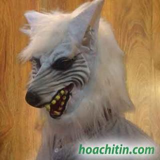 Mặt nạ da sói trắng-(P18) lỗ nghỉ bán