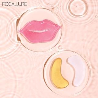 Mặt nạ dưỡng ẩm môi Focallure chứa vitamin E làm mềm môi tẩy tế bào chết chống khô môi thumbnail