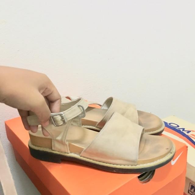 รองเท้ารัดส้นมือ2 เบอ38
