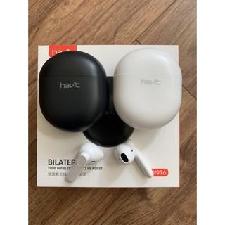 Tai nghe TWS Havit 916 cảm ứng âm thanh tuyệt hảo(BH 06 tháng)