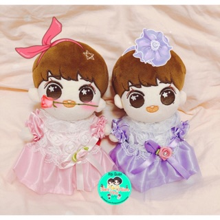 Váy công chúa cho doll 20 ~ 25cm