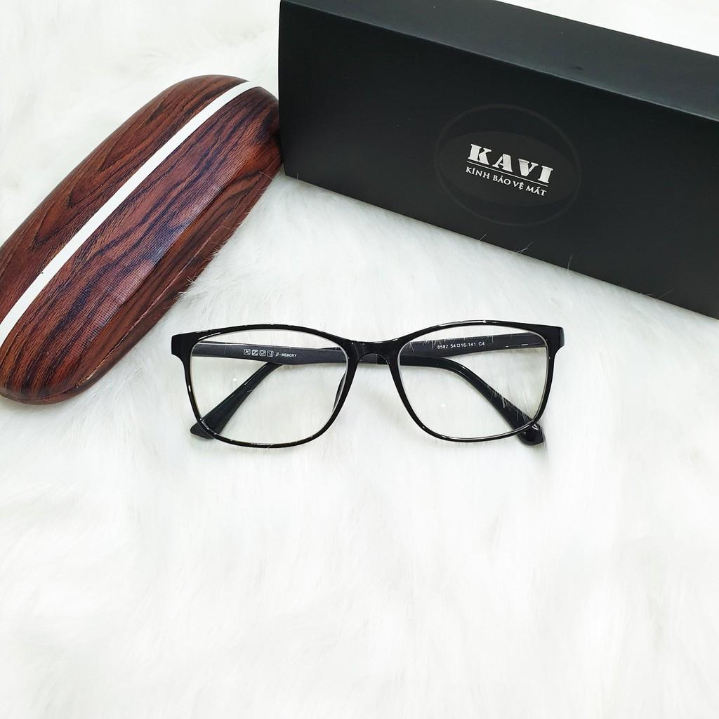 KAVI S3 – Kính đổi màu khi ra nắng và chống ánh sáng xanh Hàn Quốc
