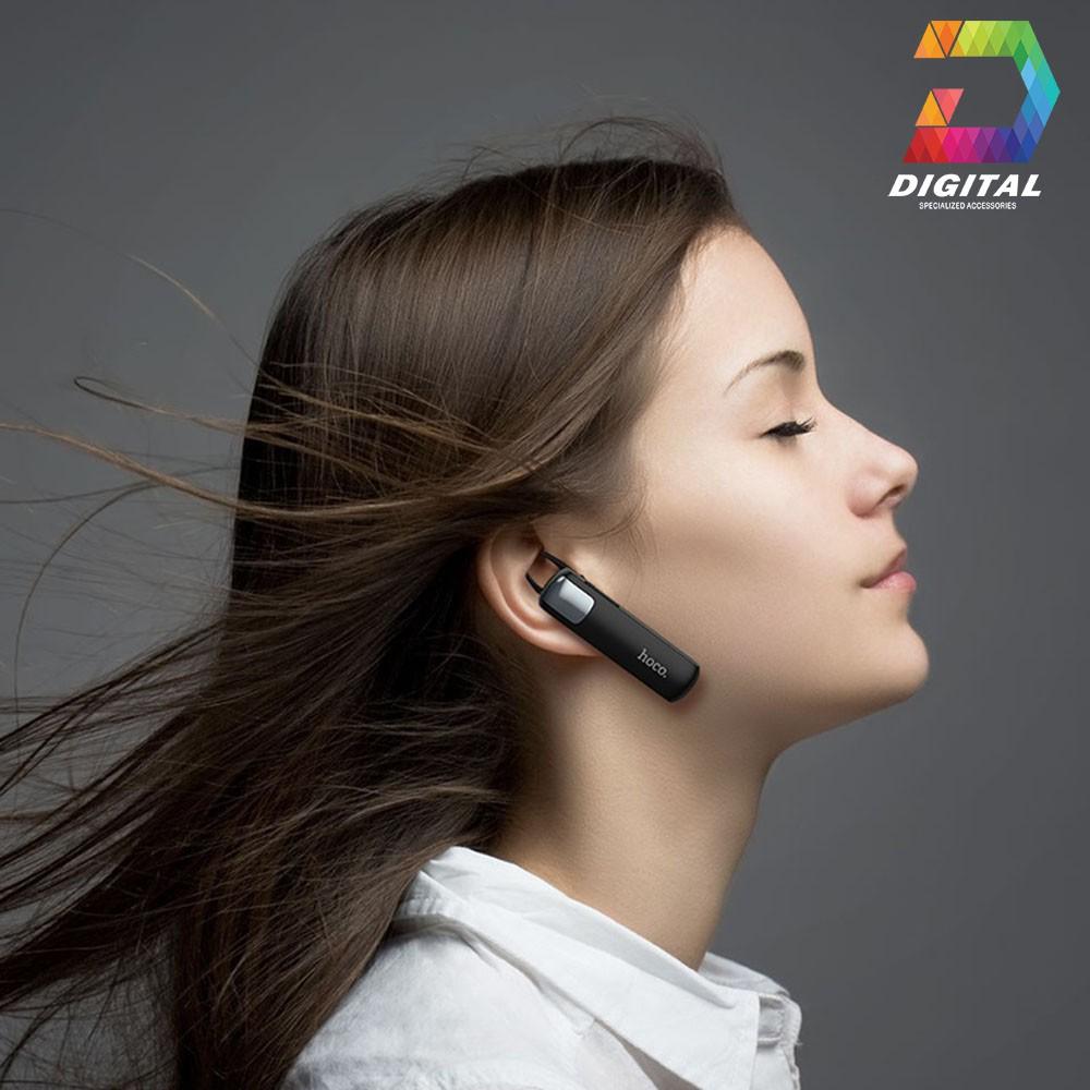Tai Nghe Bluetooth Hoco E37 Chính Hãng Kết Nối Cùng Lúc 2 Điện Thoại