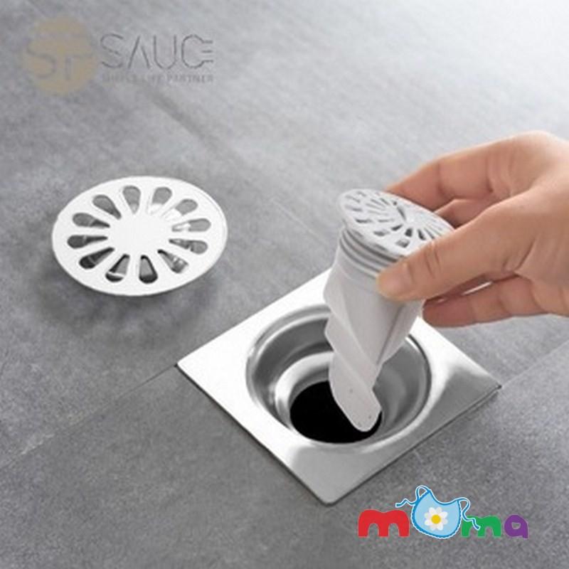Phễu, bậu ngăn tóc, dụng cụ chặn rác, chống mùi hôi từ cống thoát nước nhà tắm..._