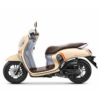 """Xe máy 110cc Honda Scoopy 2021, Fashion xanh- kem. giá chỉ còn <strong class=""""price"""">4.027.000.000.000đ</strong>"""