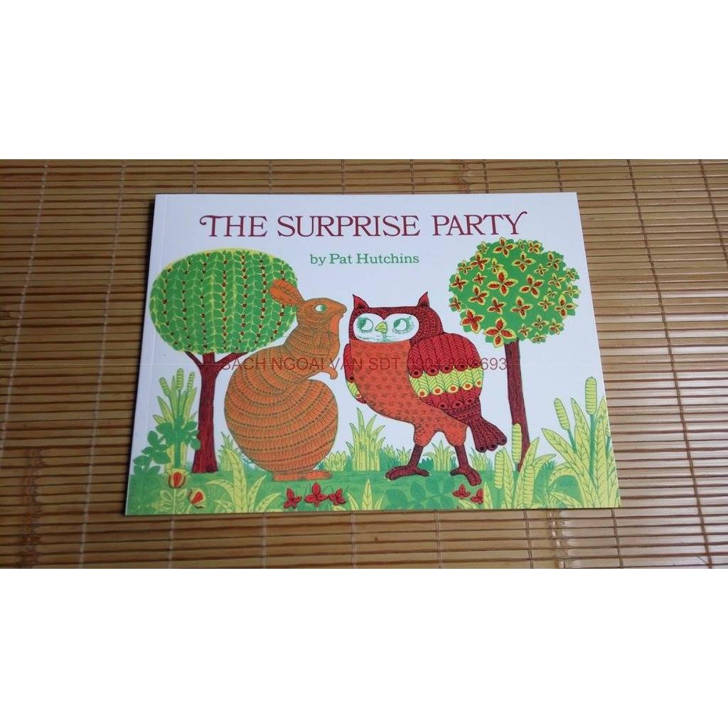 Sách truyện tiếng anh cho bé: The surprise party by Pat Hutchins - 2635553 , 56233495 , 322_56233495 , 80000 , Sach-truyen-tieng-anh-cho-be-The-surprise-party-by-Pat-Hutchins-322_56233495 , shopee.vn , Sách truyện tiếng anh cho bé: The surprise party by Pat Hutchins