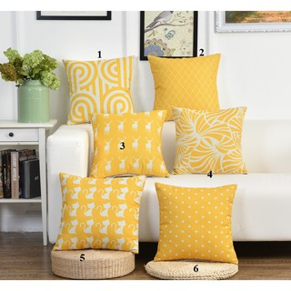 Gối tựa sofa trang trí (vỏ gối chưa kèm ruột) thumbnail