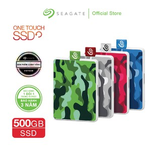 Ổ Cứng Di Động SSD Seagate One Touch Camo 500GB_USB 3.0