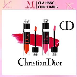 Chính Hãng Son kem dưỡng môi Dior Addict Lacquer Plump. son có độ bóng nhẹ nhàng, giàu dưỡng chất, bền màu khủng 0 thumbnail