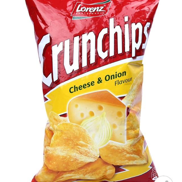 Khoai tây chiên Crunchips 100g