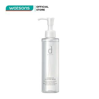 Nước Tẩy Trang D Program Essence In Cleansing Water Dưỡng Da 180ml thumbnail