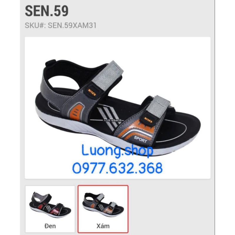 Sandal Bitas bé trai SEN.59 (31-37)