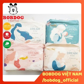 Bỉm Bobdog Dream dán quần đủ size S42 M40 L36 M36 L34 XL32 XXL30 thumbnail
