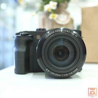 Máy ảnh Canon PowerShot G3x cũ khá đẹp