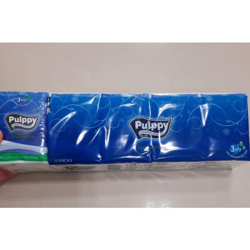 Khăn giấy  bỏ túi Pulppy