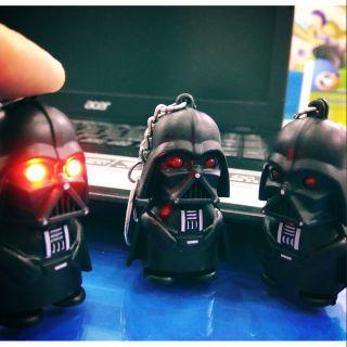 Móc Khóa Star War đèn âm thanh vui nhộn