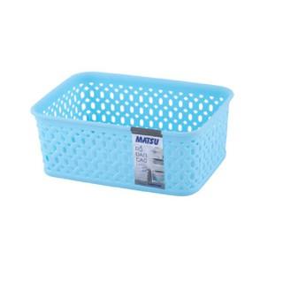 Hình ảnh Rổ đan cao Nhựa Duy Tân Matsu 1T4 - No.1101-0