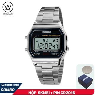 Đồng hồ UNISEX SKMEI 1123 Điện Tử - Tặng kèm 01 Pin Điện Tử