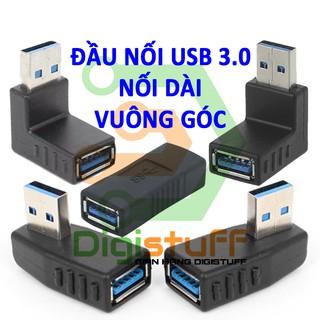 Đầu nối USB 3.0 - nối dài, vuông góc