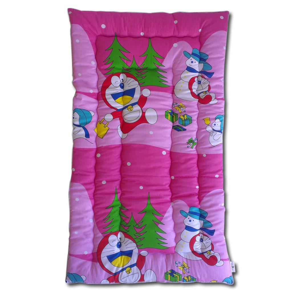 Nệm cotton kim home size lớn 75x150cm cho trẻ em