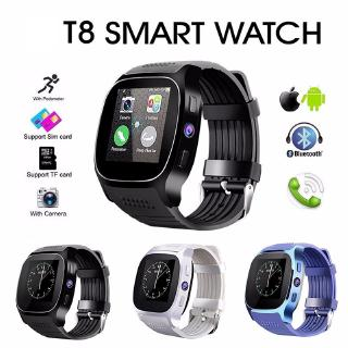 Đồng Hồ Thông Minh T8 Bluetooth 1.54 Inches Có Camera Gsm Và Phụ Kiện