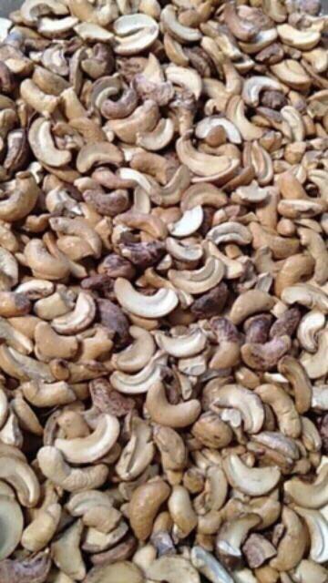 1Kg hạt điều Bình Phước rang muối loại vỡ ngon