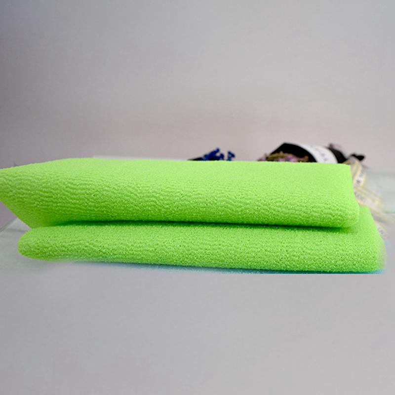 (Hàng Mới Về) Khăn Tắm Nylon Tẩy Tế Bào Chết Cơ Thể Hiệu Quả