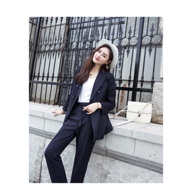 (Order) Bộ vest nữ công sở, thời trang trẻ trung - 21971002 , 1743609764 , 322_1743609764 , 590000 , Order-Bo-vest-nu-cong-so-thoi-trang-tre-trung-322_1743609764 , shopee.vn , (Order) Bộ vest nữ công sở, thời trang trẻ trung