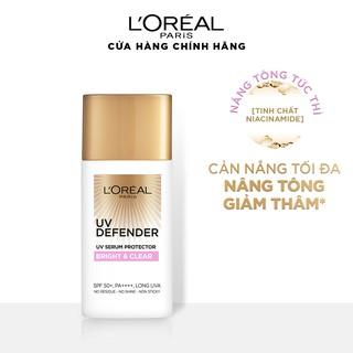 Kem chống nắng mịn nhẹ bảo vệ da chống lão hóa L Oreal Paris UV Defender 50ml thumbnail