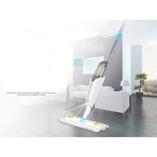 Cây Lau Nhà Dạng Đứng Lock&Lock ETM461 (26 x 12.8 cm) - Trắng Phối Màu thumbnail