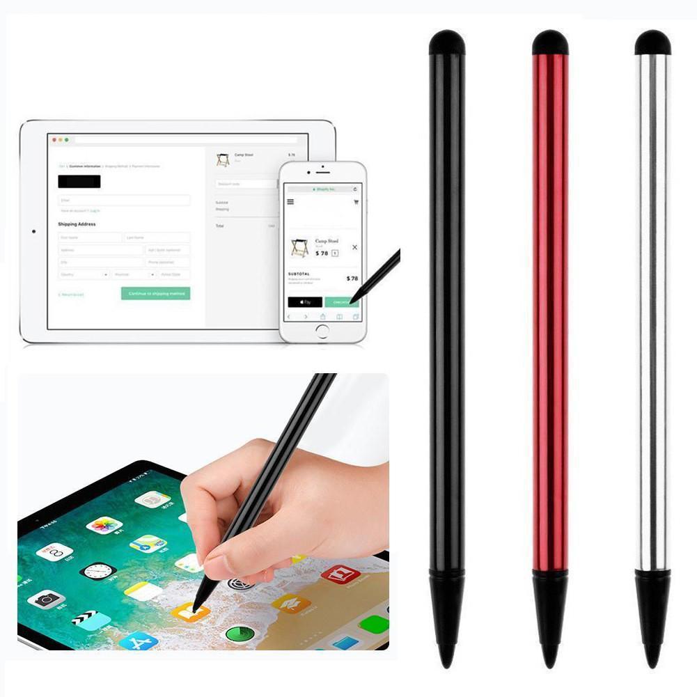 Set 3 bút cảm ứng cho máy tính bảng/điện thoại tiện dụng