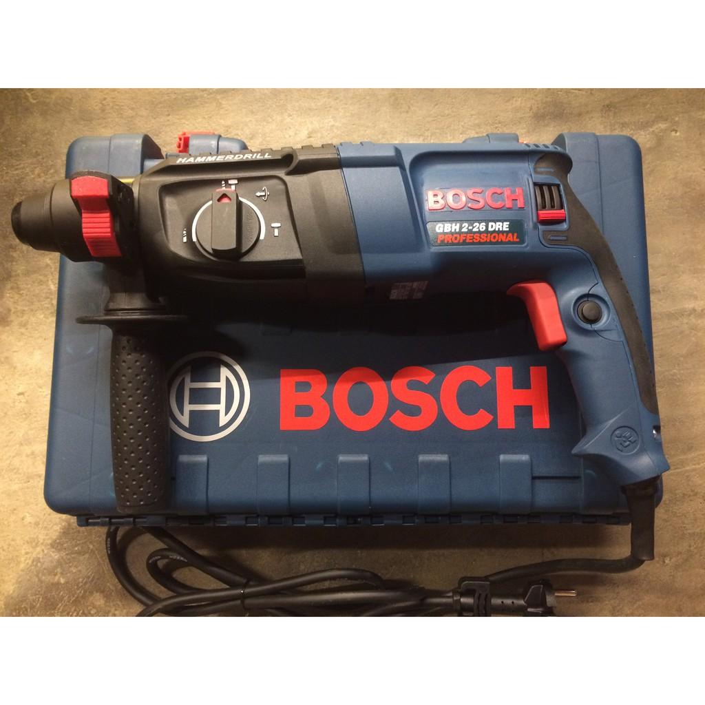 Máy Khoan Bê Tông Gài Bosch 2-26 _ 3 Chức Năng