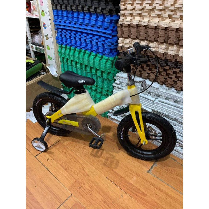 Xe đạp trẻ em cao cấp BMX vành 14in