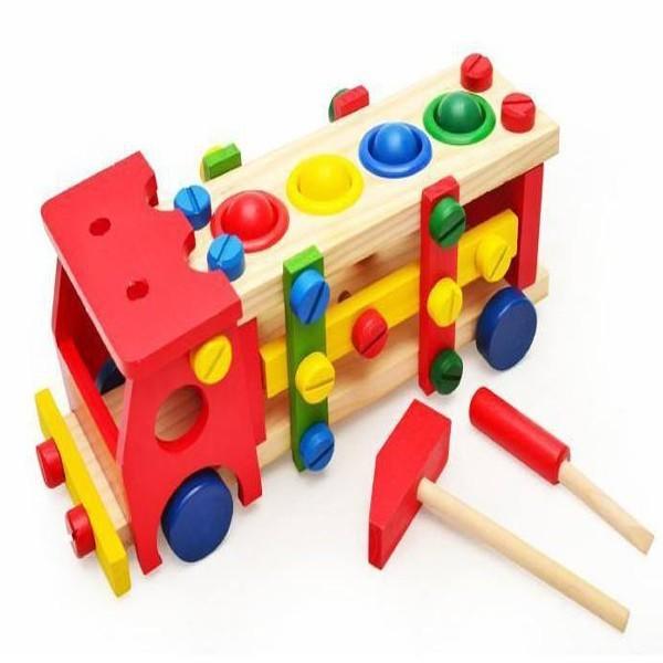 Xe lắp ráp, đập bóng gỗ.. - 2423523 , 144102266 , 322_144102266 , 180000 , Xe-lap-rap-dap-bong-go..-322_144102266 , shopee.vn , Xe lắp ráp, đập bóng gỗ..