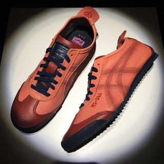 ASICS Onitsuka Tiger MEXICO 66 DELUXE TH9J4L-3637 Giày thể thao nam và nữ giày chạy bộ giày bình thường AZ0710 thumbnail