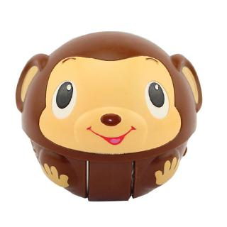 New Bright Starts Having A Ball Giggables Rolling Ball With Animal Sounds