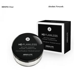 Phấn phủ bột Absolute Newyork HD Setting Powder Clear HDSP01 thumbnail