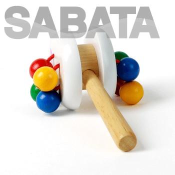 Đồ chơi gỗ Winwintoys 64122 - Lục lạc 8 bi