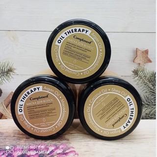 Ủ tóc Compliment Oil Therapy – Argan Oil- chăm sóc chuyên nghiệp 500ml hàng Nga