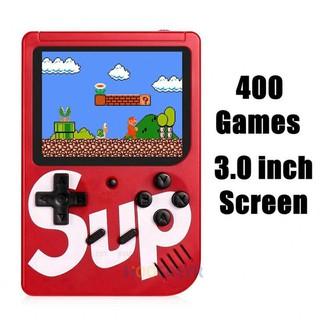 Máy chơi game 4 nút cầm tay SUP game box 400in1 Plus thumbnail