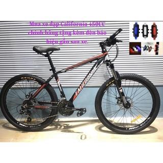 Xe đạp California 450cc 2021 chính hãng nhập khẩu cao câp. Khung nhôm không mối hàn.Chuyển động Shiamo. thumbnail