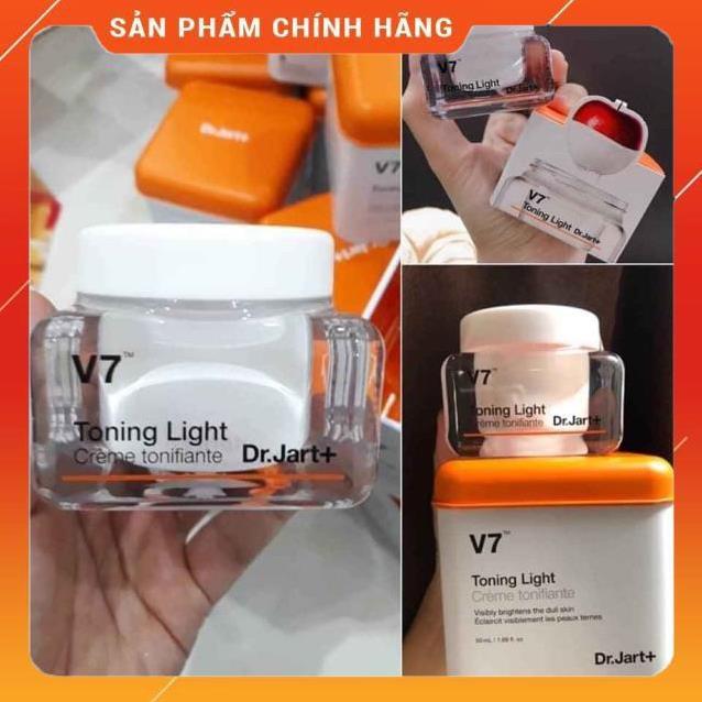 /CAM KẾT CHÍNH HÃNG Kem V7 Toning Light Dr.jart+