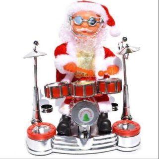Ông gia Noel chơi nhạc