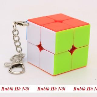 Rubik 2×2. Keychain