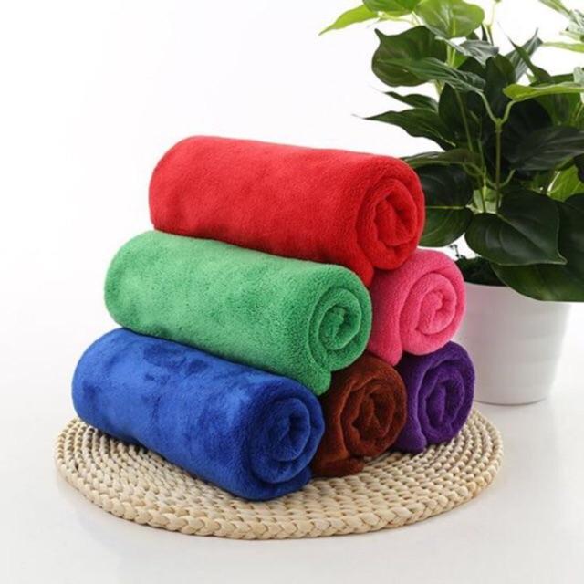 Bộ 15 khăn đa năng ( hàng dày đẹp )