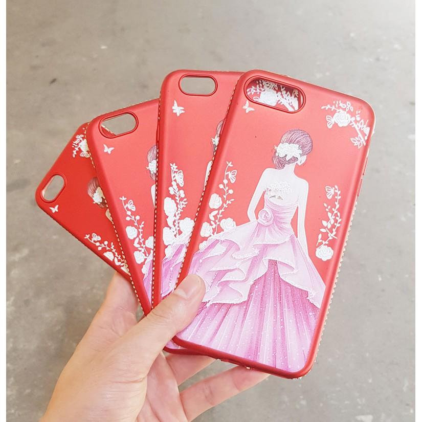Ốp lưng cô gái đỏ đính đá iPhone 5/6s/6Plus/7Plus (Lưng hoa trắng) - 3464136 , 1135074712 , 322_1135074712 , 50000 , Op-lung-co-gai-do-dinh-da-iPhone-5-6s-6Plus-7Plus-Lung-hoa-trang-322_1135074712 , shopee.vn , Ốp lưng cô gái đỏ đính đá iPhone 5/6s/6Plus/7Plus (Lưng hoa trắng)